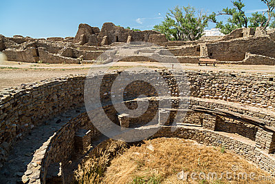 Aztec Ruins National Monument in New Mexico