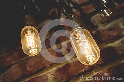 Tungsten lamps