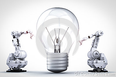 Light bulb invention