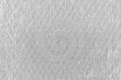 Bubble Wrap Texture Abstract Background, Detailed Textured Horizontal Macro Closeup Bright White Pattern clear plastic air bubbles
