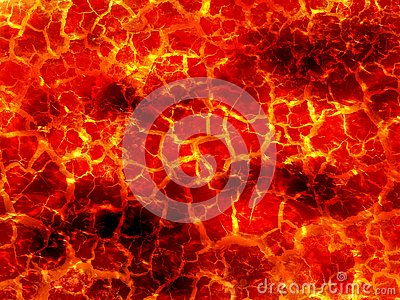 Art hot lava fire abstract pattern background