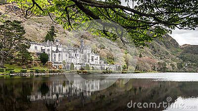 Kylemore Abbey, Connemara, Co. Galway, Ireland