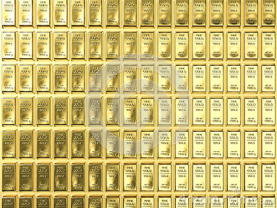 Bullion background
