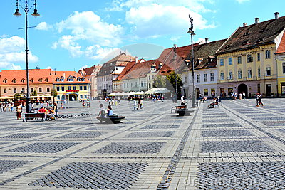 Sibiu, European Capital of Culture for the year 2007