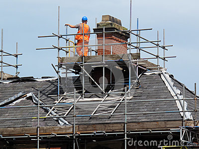 Roof and Chimney Repair