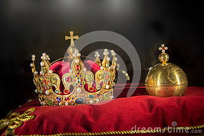 King crown jewels