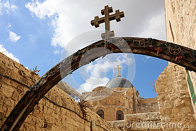 Church of the Holy Sepulchre. Jerusalem