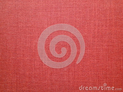 Red backround - Old Canvas - Stock Photo