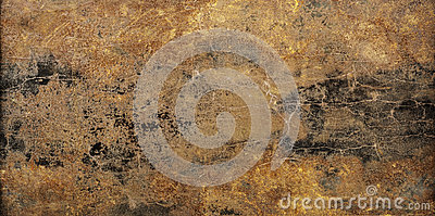 Rusted corroded surface.  Abstract textured metal panorama backg