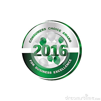 Consumers choice award for business excellence 2016