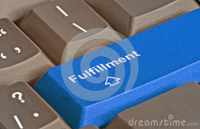 Hot key for fulfillment