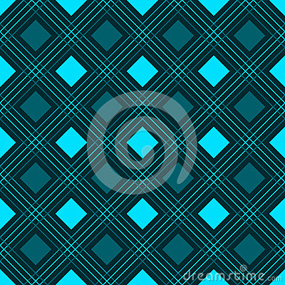 Abstract stripped rhombus geometric background. Vector illustration.