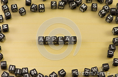 The word appeal
