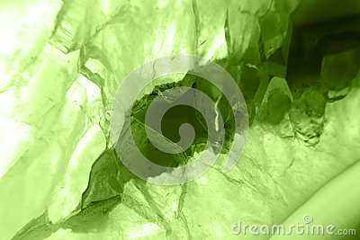 Abstract background - green agate slice mineral macro PANTONE greenery