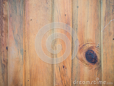 Slat wood and gnarl set vertical
