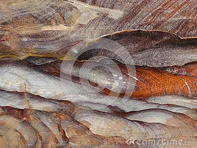 Red rock texture background