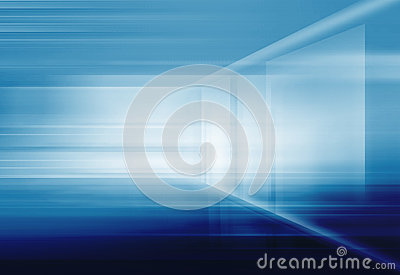 Abstract High Tech 3D Space Background Concept Series 103