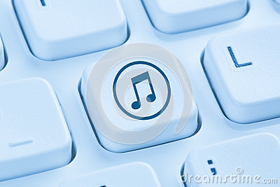Listening download downloading streaming music internet blue com
