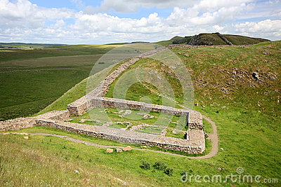 Castle Nick milecastle