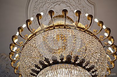 Crystal Chandelier  in Copenhagen