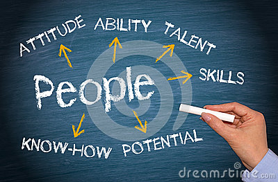 People - Human Resources Management