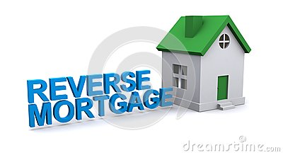 Reverse mortgage sign
