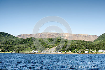 Bonne Bay, Gros Morne National Park, Newfoundland And Labrador