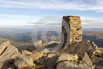 Stone built Trig Point