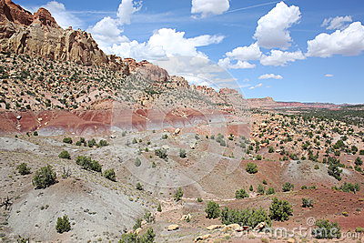Grand Staircase Escalante National Monument in Utah, USA