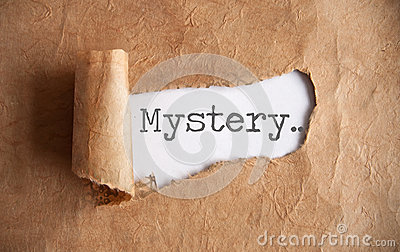 Uncovering a mystery