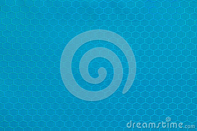 Texture background of polyester fabric. Plastic weave fabric pat