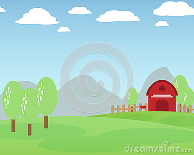 Meadow contryside landscapes view background