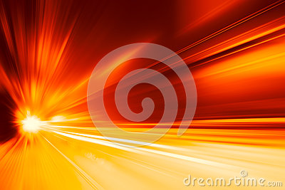 Acceleration super fast speedy car drive motion blur of light fastest abstract for background design.