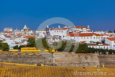 Old town Elvas - Portugal