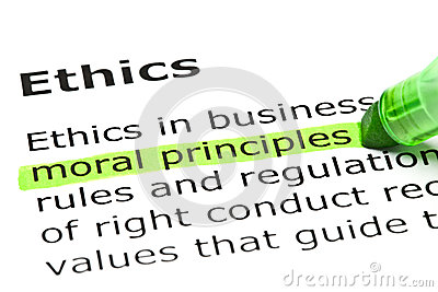 Definition Of The Word Ethics