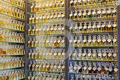 Perfume store, middle east