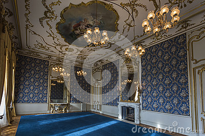 Room in Wrest Park Mansion House