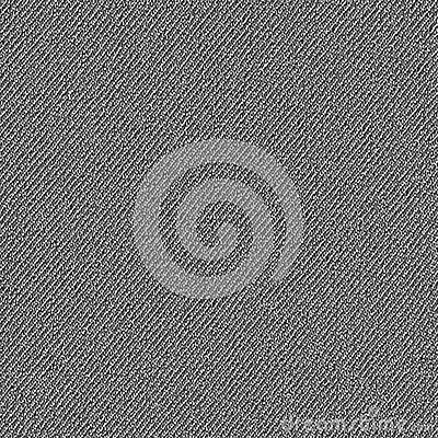 Fabric texture 5 displacement seamless map. Jeans material.