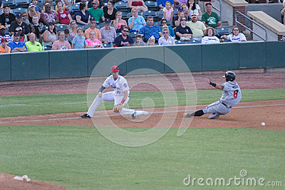 Slide into Third Base