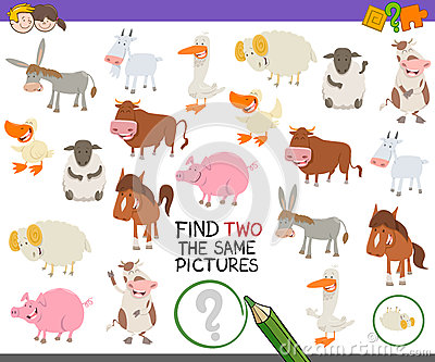 Find exactly the same pictures