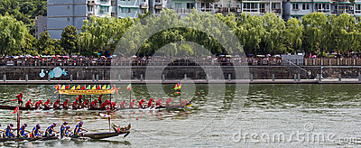 Dragon Boat Festival Race