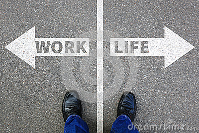 Work life balance living stress stressed relax relaxed health bu