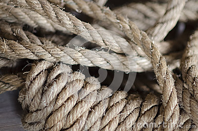 Noose Rope for a Hanging