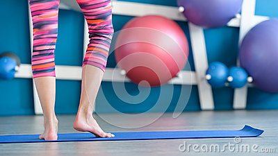 Working out, healthy life, keeping fit concept