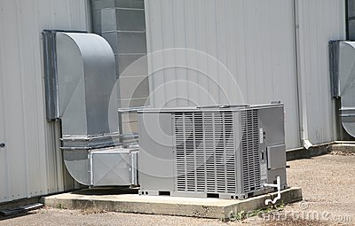 Commercial Air handling unit