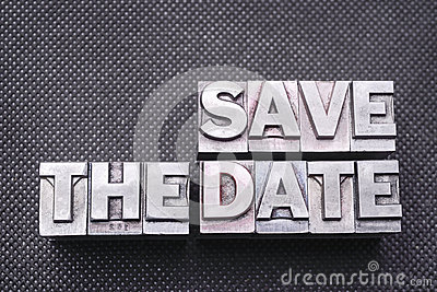 Save the date bm