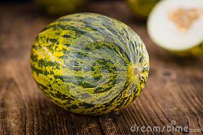 Portion of Futuro Melons