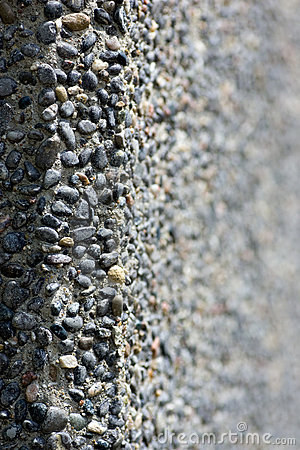 Pebbled texture
