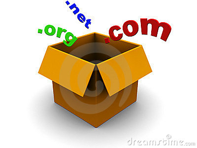 Domains in box