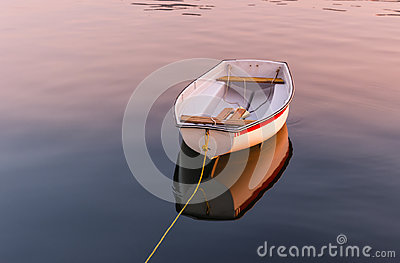 Floating dinghy